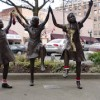 Dance Blog Sculpture