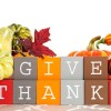 Teach Kids Give Thanks
